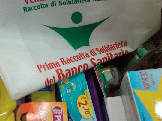 il Centro Italiano di Solidarietà alla Quarta Raccolta di Solidarietà dell'Associazione Banco Sanitario Roma Onlus