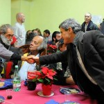 Roma: al CeIS il pranzo di Natale per i bisognosi
