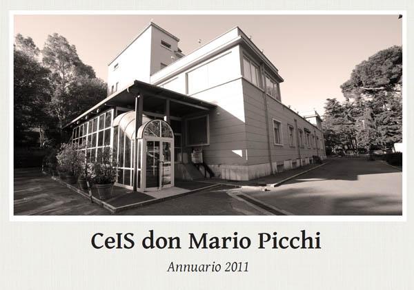 annuario 2011 del Centro Italiano di Solidarietà di Roma area dipendenze