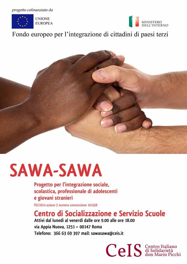 Integrazione sociale e scolastica per giovani stranieri