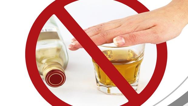 In strada disposizione di alcolismo